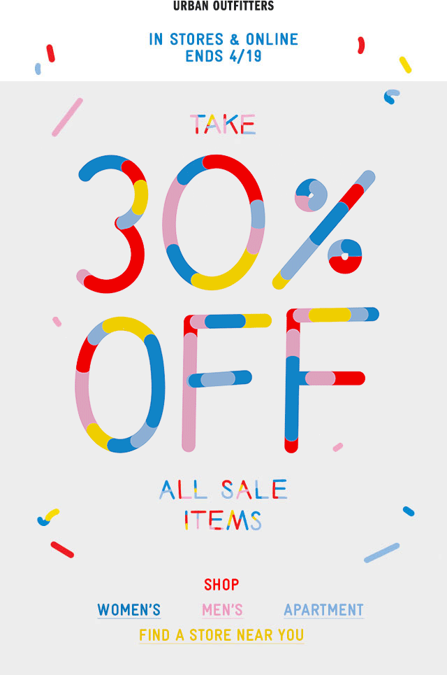 Urban Outfitters Coupon March 2018 30% off at Urban Outfitters, ditto online