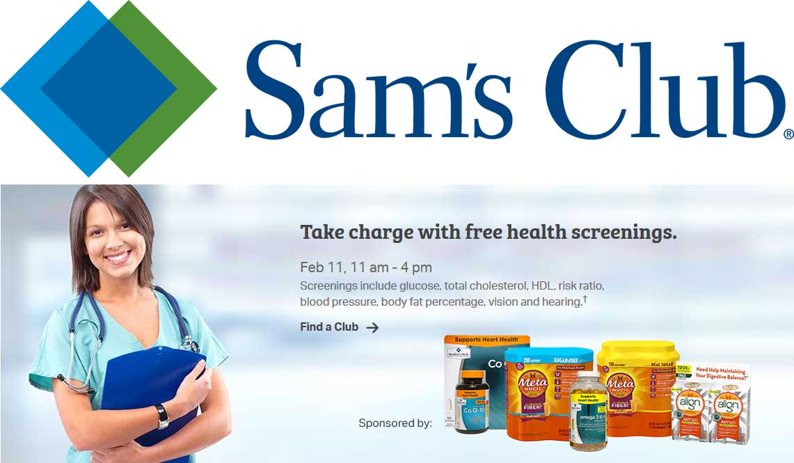 Sam's club membership discount coupon 2018