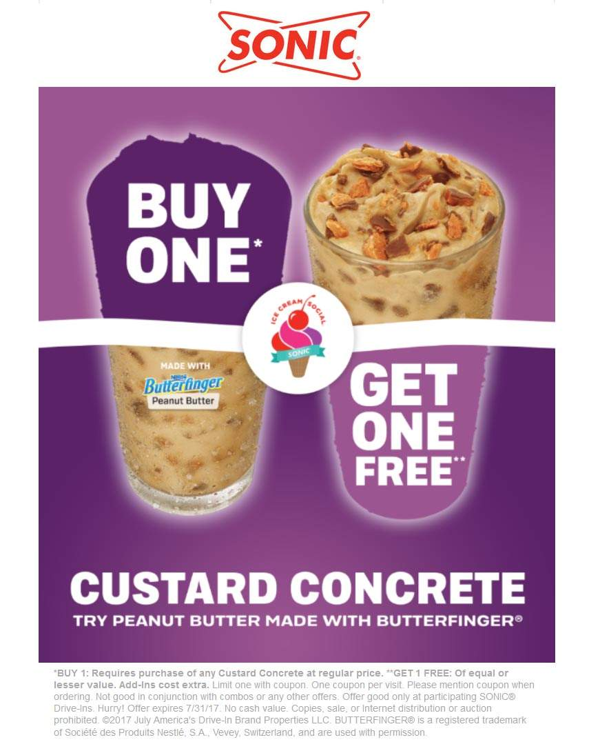 This is a photo of Critical Sonic Printable Coupons