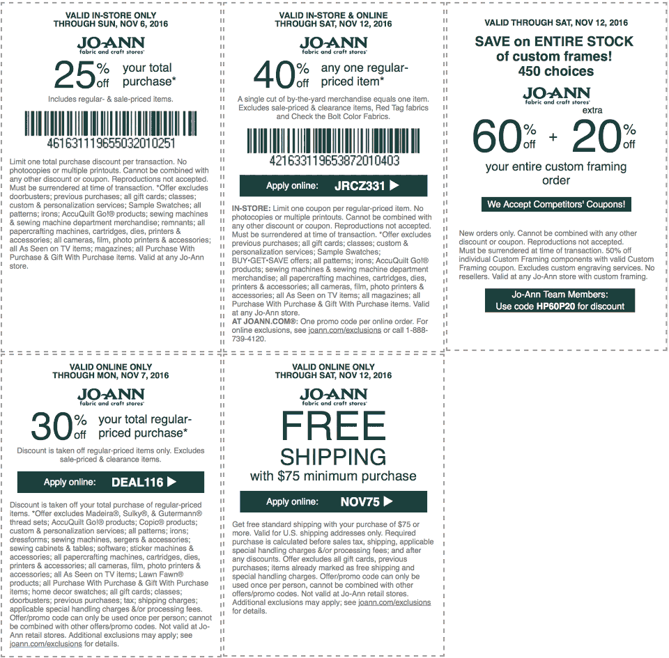 Joanns coupons 25 off : M&m coupons free shipping