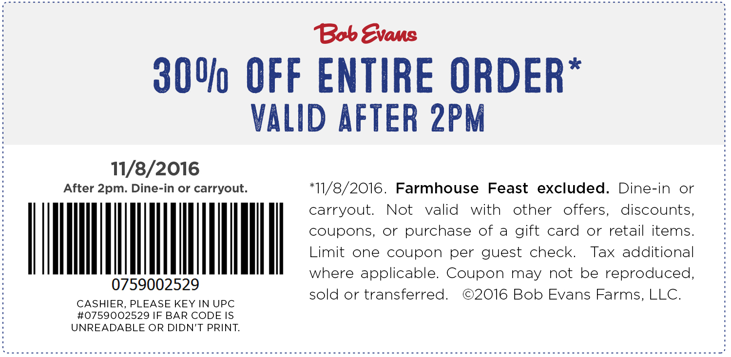 Bobs coupons september 2019