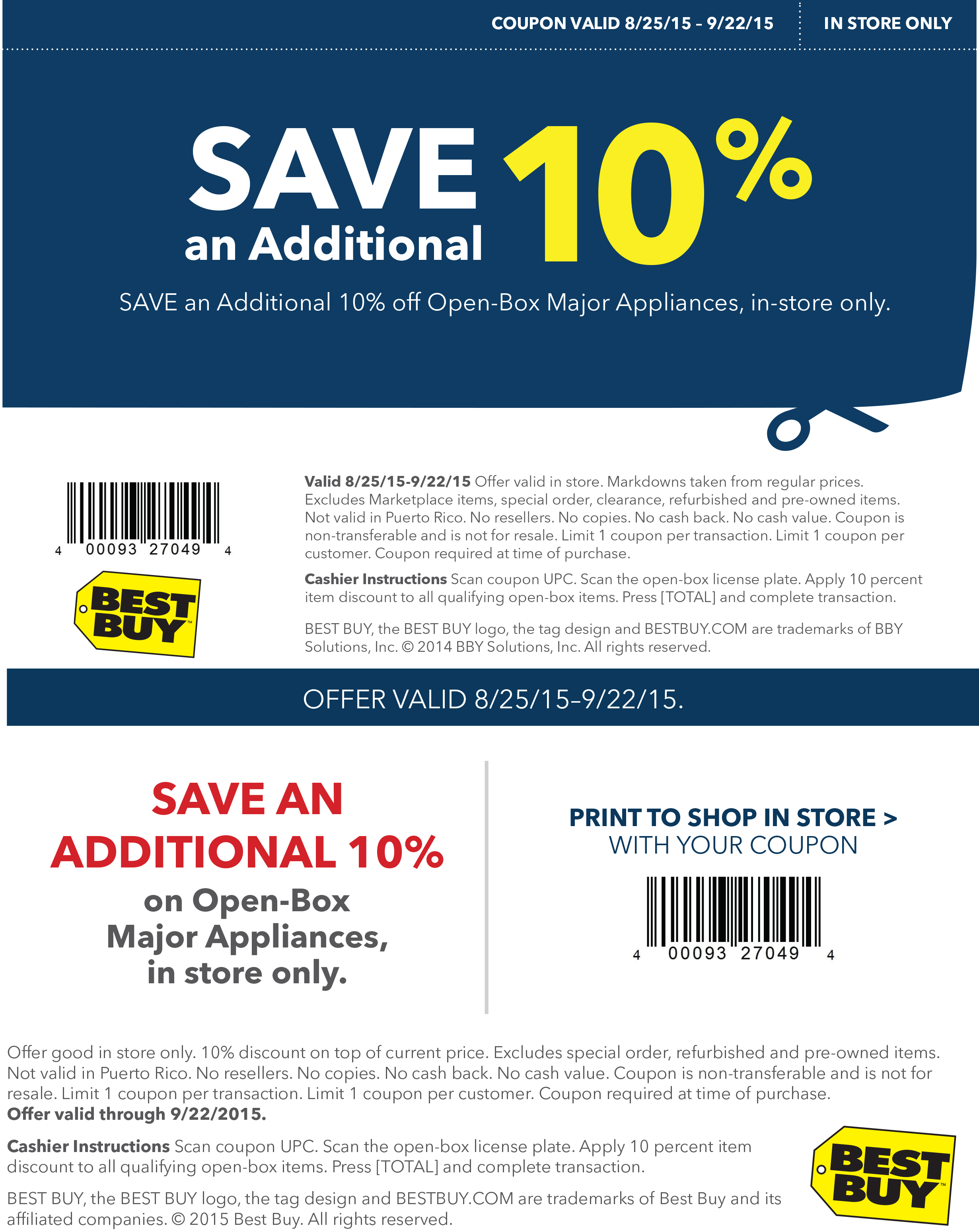 Coupon code best buy