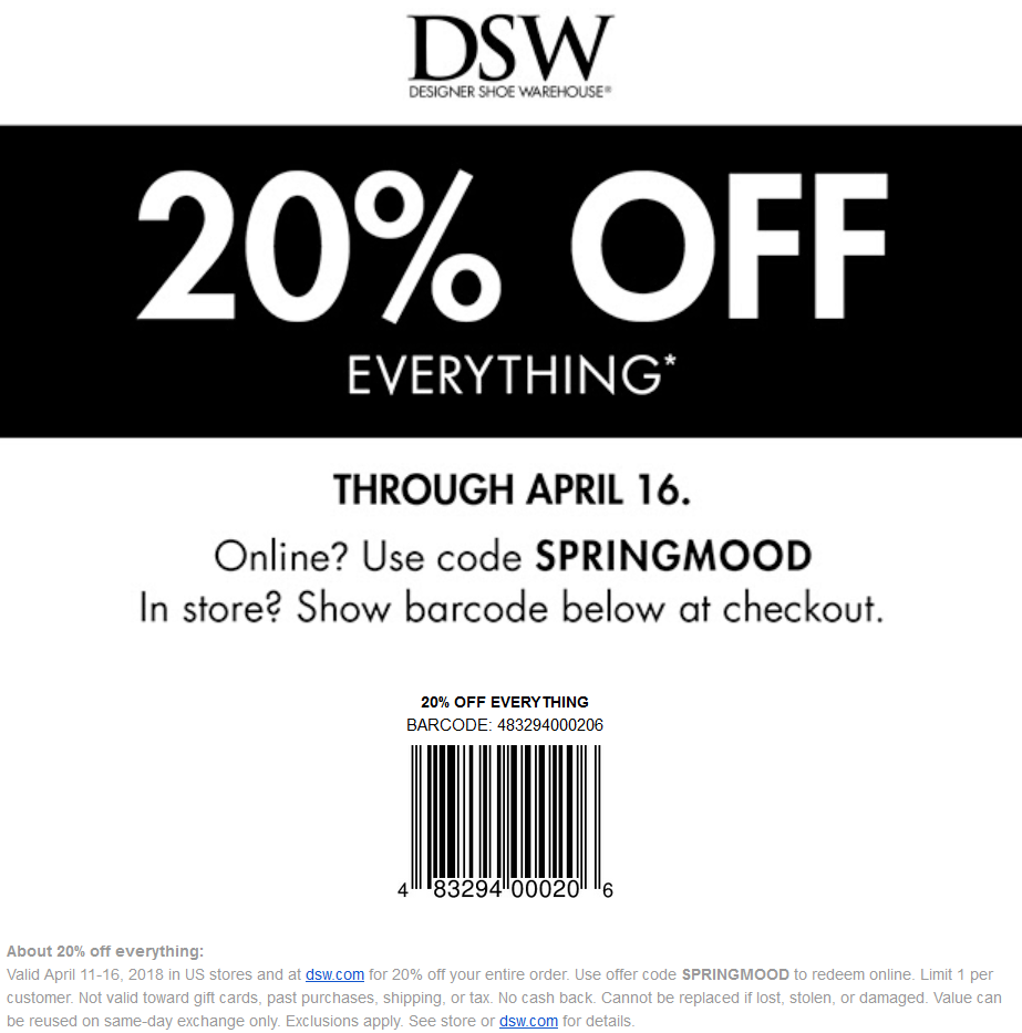 DSW Tips and Tricks: Ask the sales associates if you can receive more coupons at home; Join the DSW Rewards program to receive coupons in the mail and a discount on your birthday; DSW Rewards Program: You can get points for every dollar you spend at DSW and it is free to join. You also get free shipping and a birthday gift/5(14).