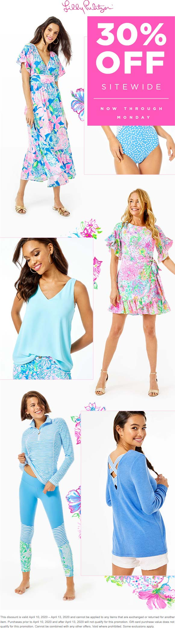 Lilly Pulitzer coupons & promo code for [October 2020]