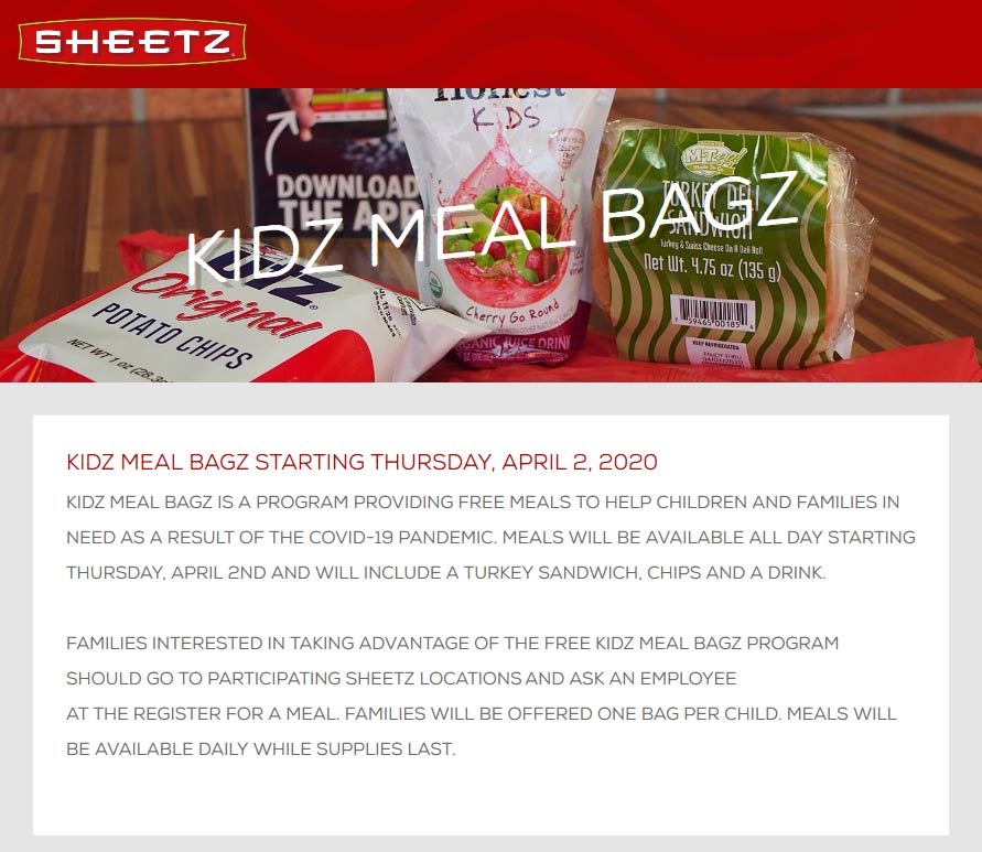 Sheetz coupons & promo code for [October 2020]