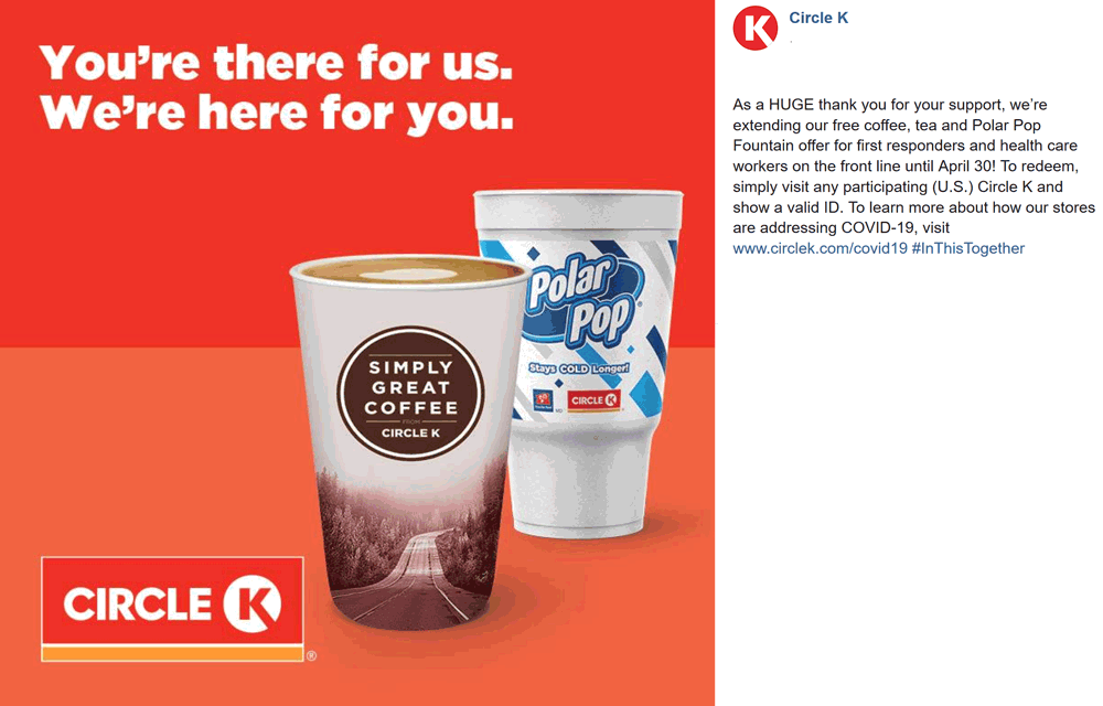 Circle K coupons & promo code for [August 2020]