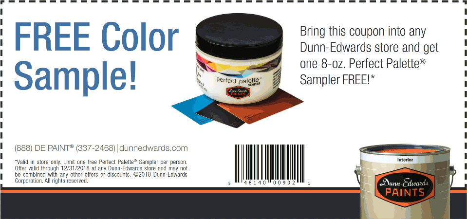 Dunn-Edwards coupons & promo code for [June 2020]