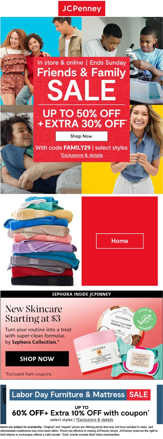 Jcpenney October 2020 Coupons And Promo Codes