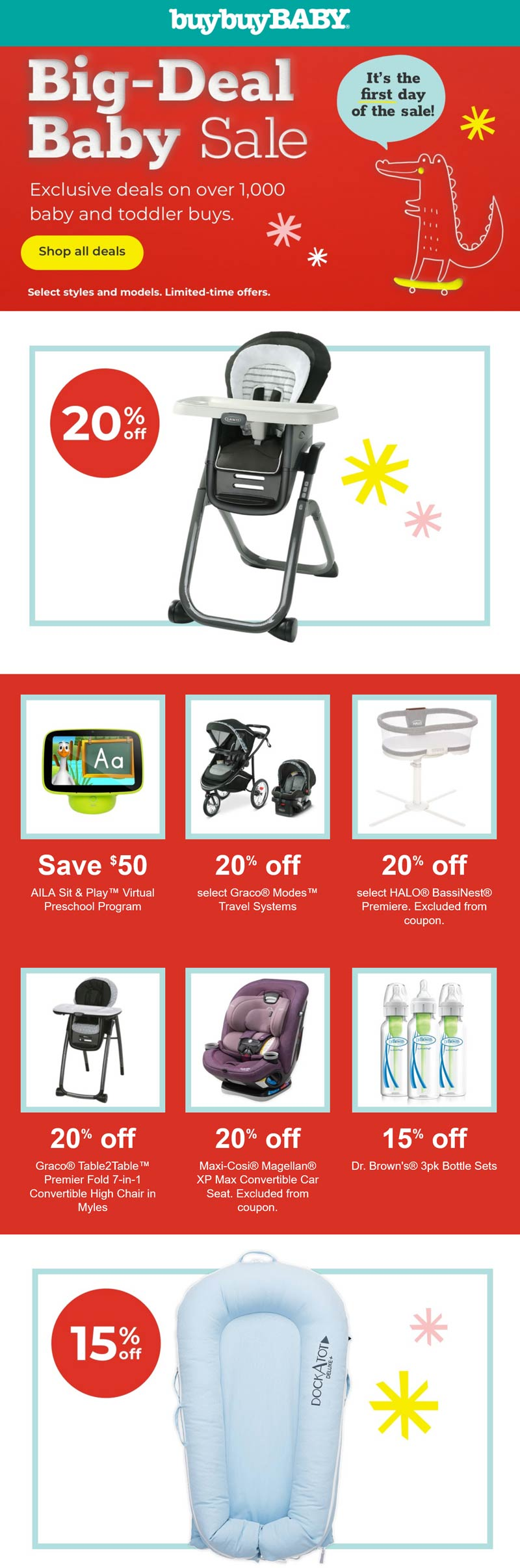 buybuy BABY coupons & promo code for [October 2021]