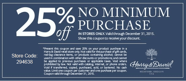 coupon code harry and david free shipping