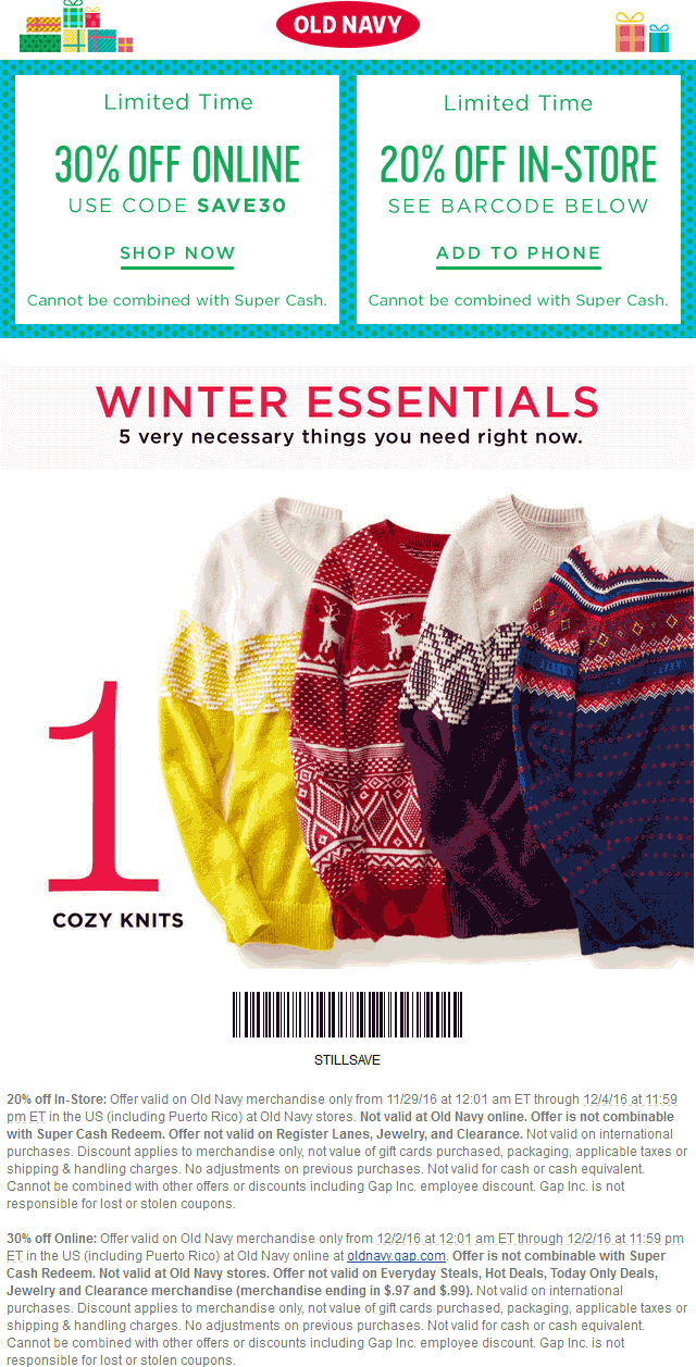 Old Navy October 2020 Coupons And Promo Codes