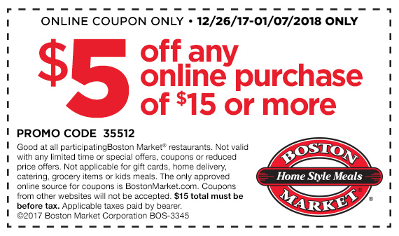 coupons for boston restaurants