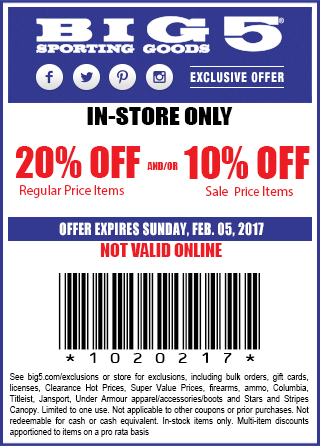 Deals and coupons you may like