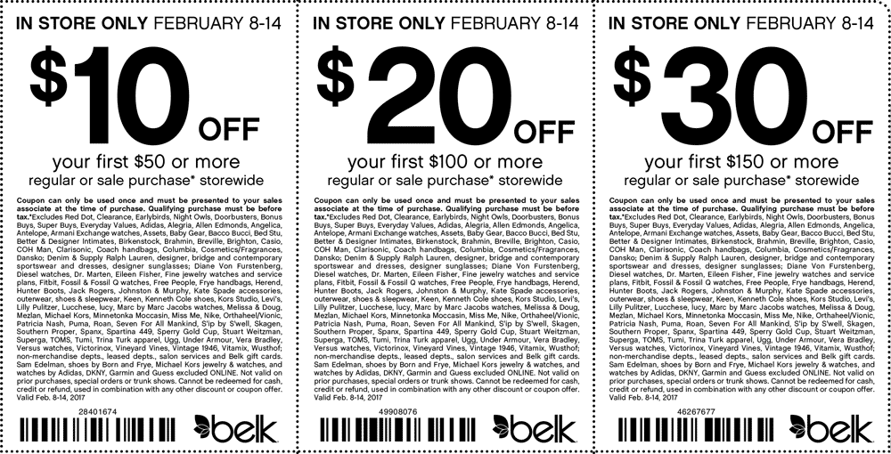 Belk March 2020 Coupons and Promo Codes </div>