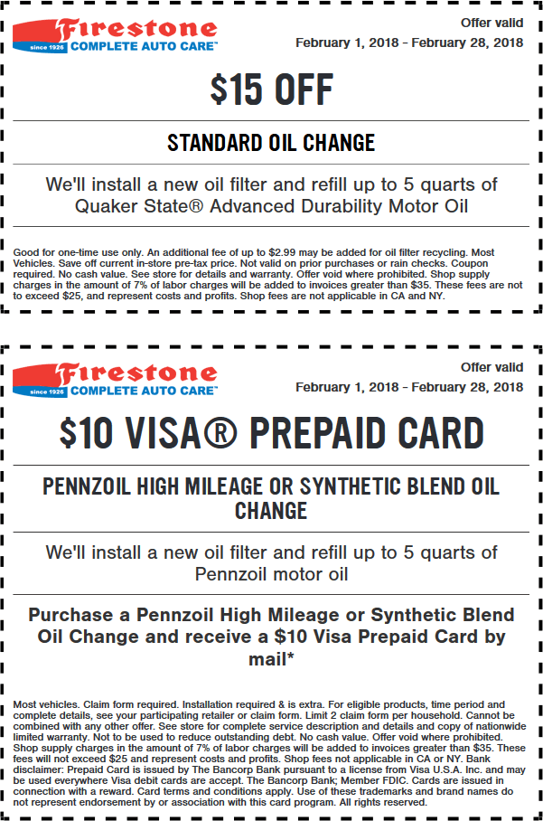oil change coupons owasso