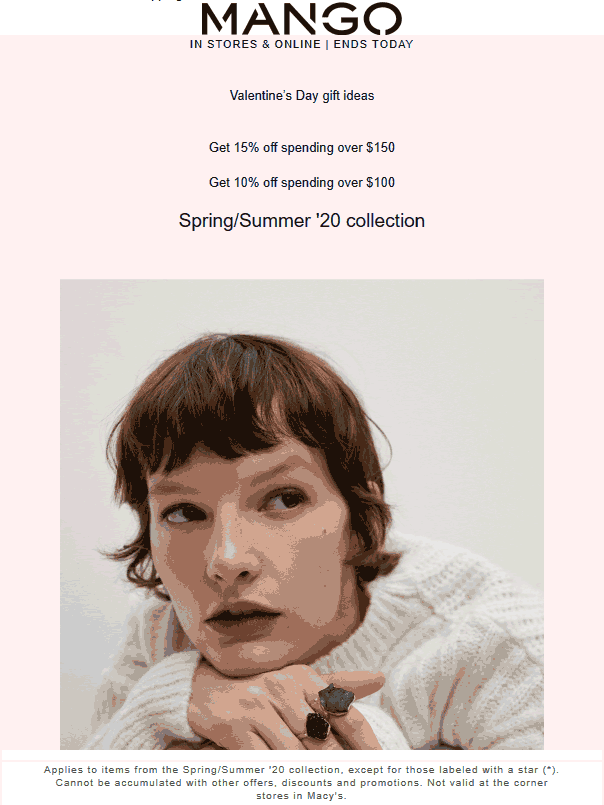 Mango coupons & promo code for [January 2021]