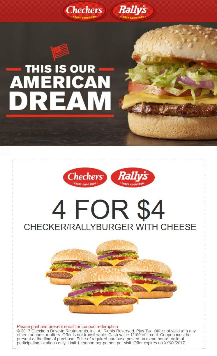 checkers coupons download