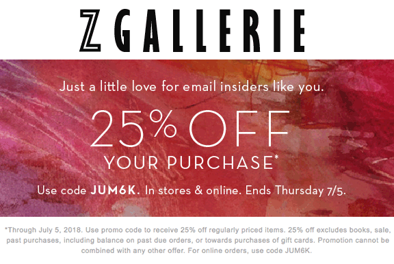 z gallerie coupons may 2019