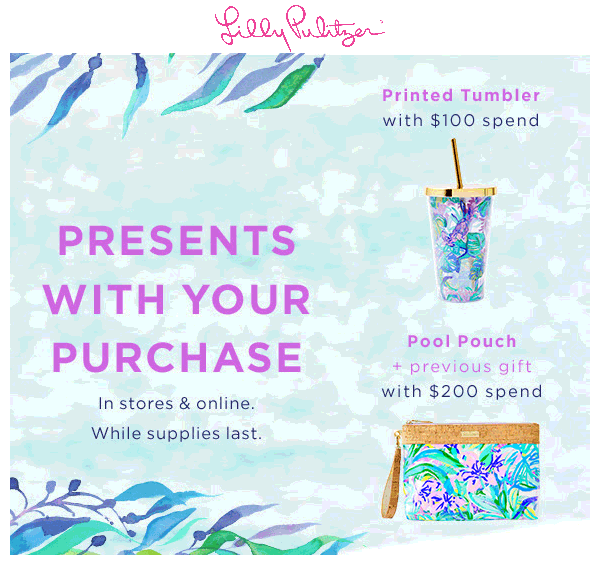 Lilly Pulitzer coupons & promo code for [August 2020]