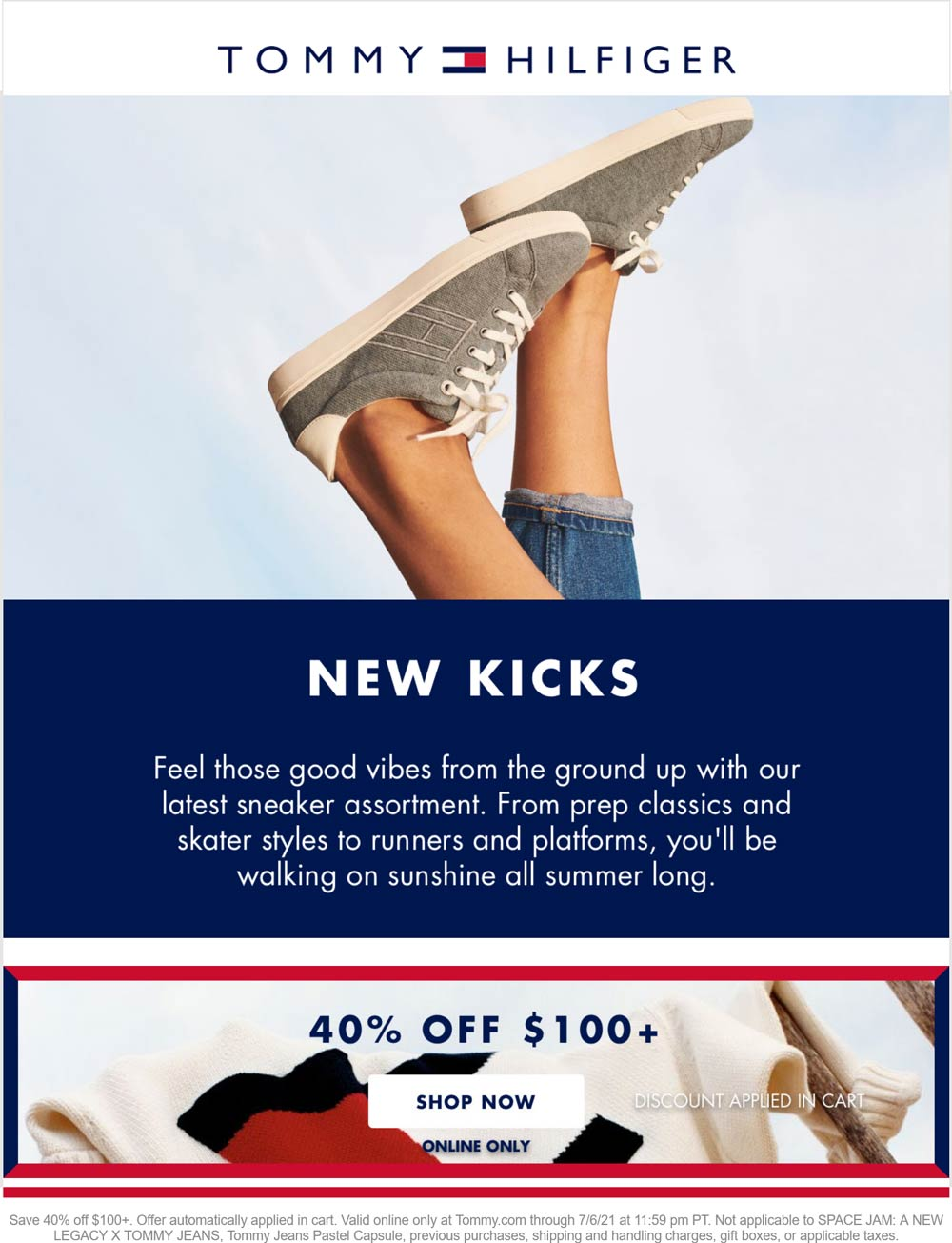 Tommy Hilfiger stores Coupon  40% off $100 online at Tommy Hilfiger #tommyhilfiger
