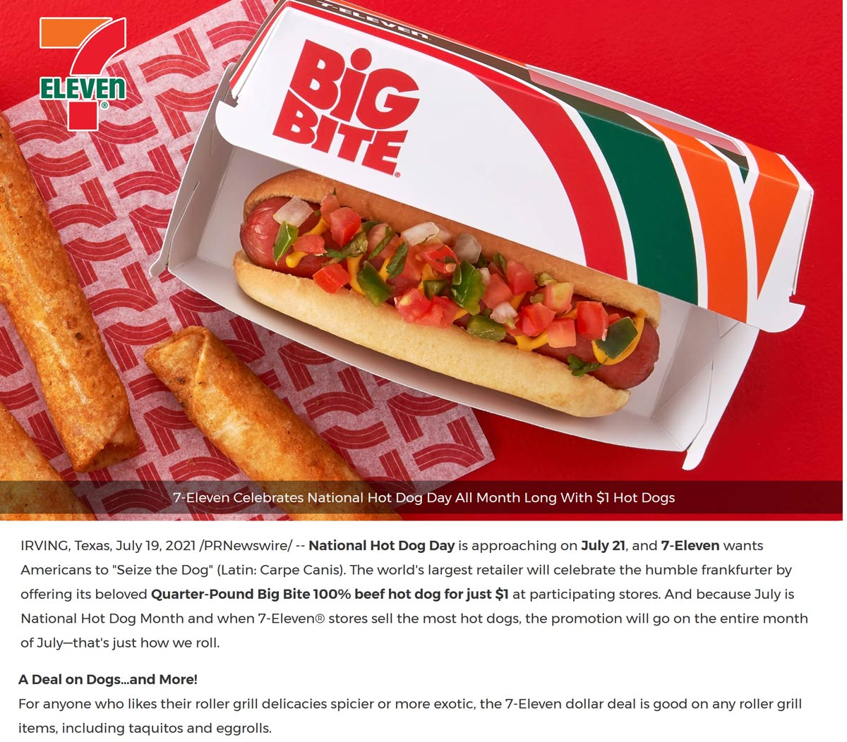7-Eleven coupons & promo code for [July 2021]