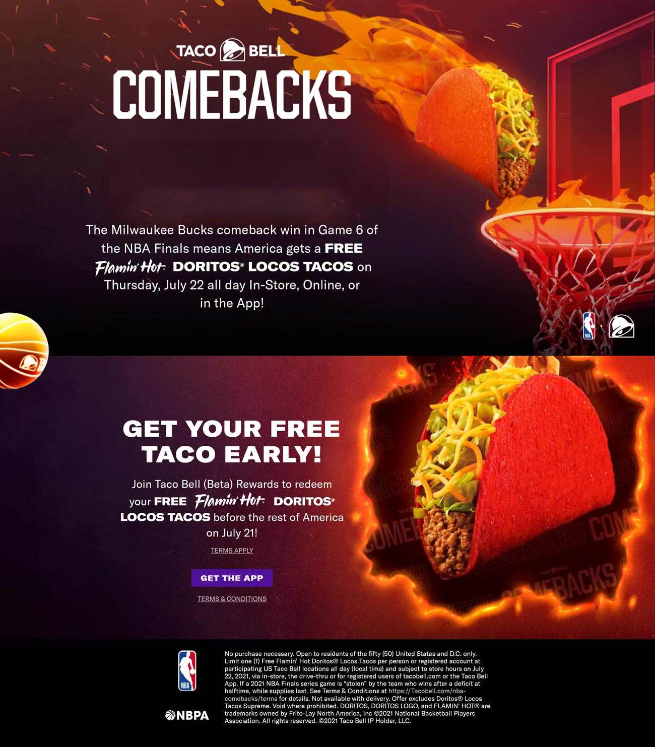 Taco Bell coupons & promo code for [September 2021]