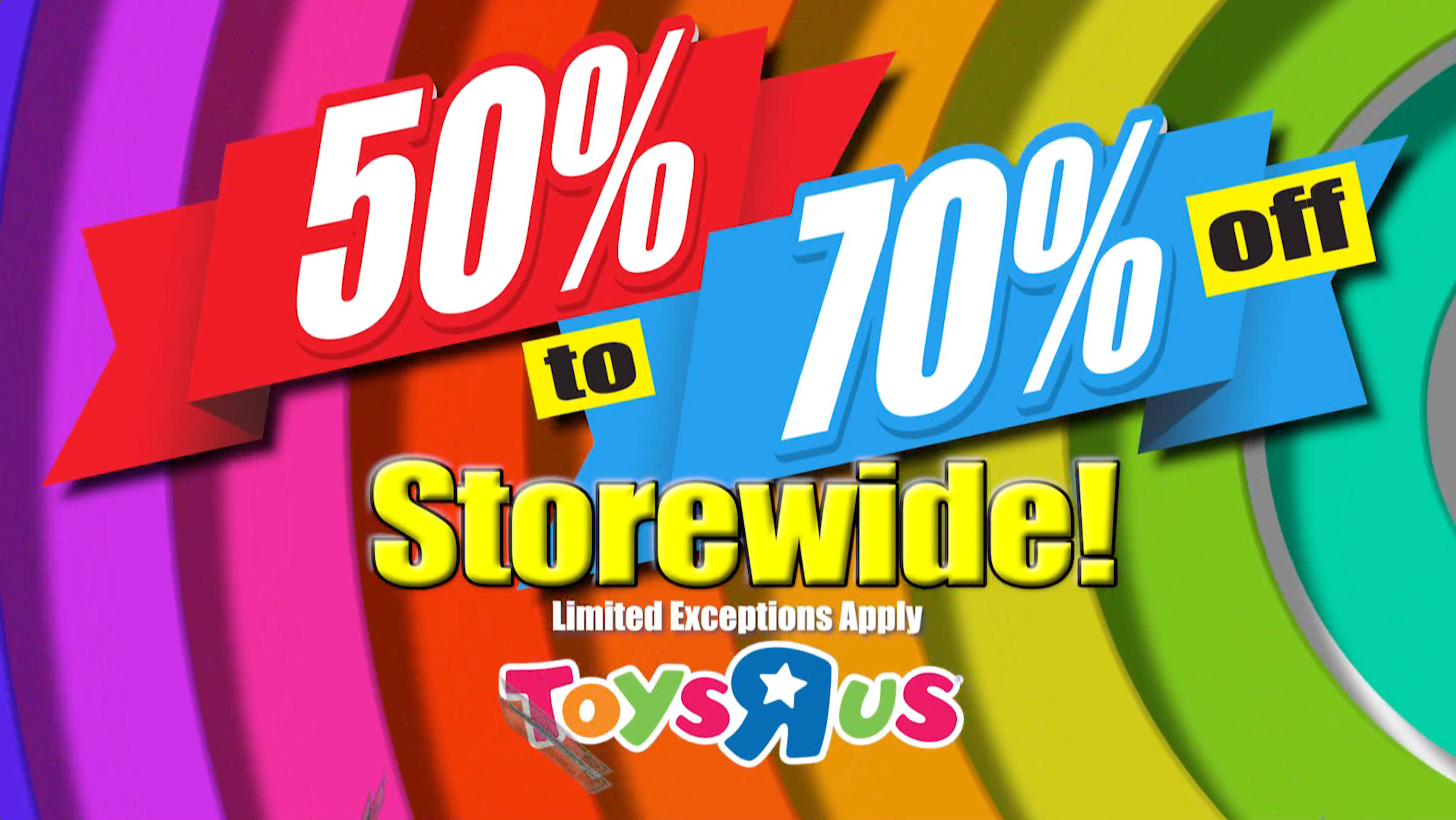 Toys R Us coupons & promo code for [August 2020]