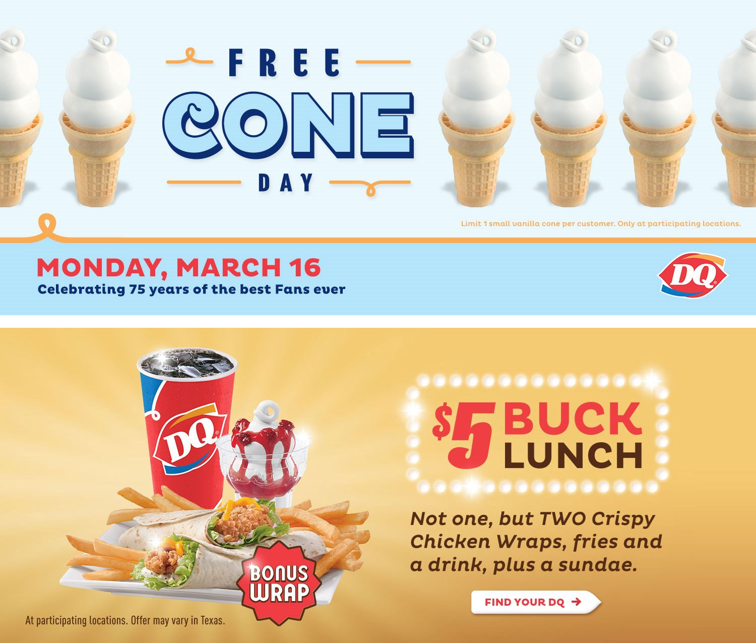 photograph relating to Printable Dairy Queen Coupons identify DairyQueen Discount codes Promo Codes