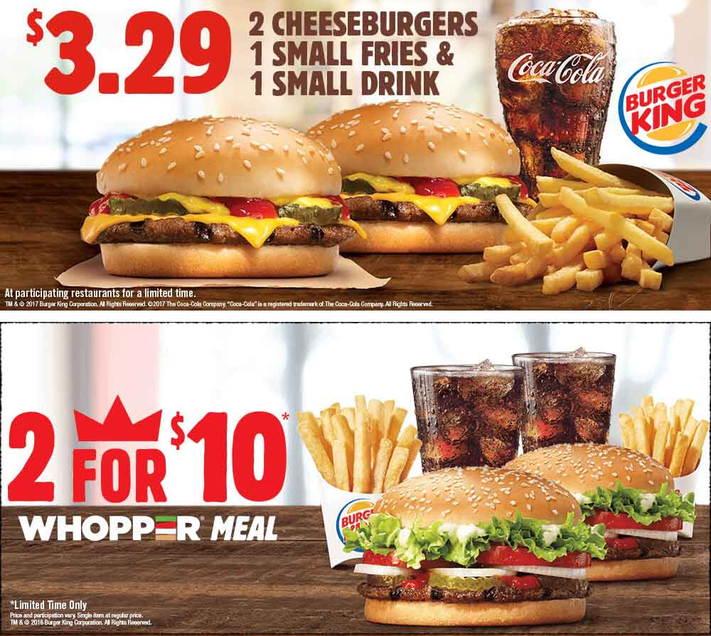 Burger King is the second largest fast food chain in United States that specializes in hamburgers. Customers can add their desired ingredients to their meals and take a printed copy of it to their nearest store. Its website gives complete information about the nutrition facts for .