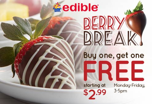 Edible Arrangements coupons & promo code for [April 2021]