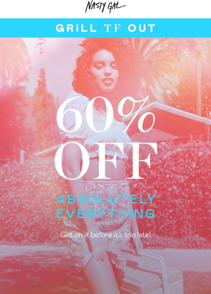 Nasty Gal coupons & promo code for [March 2020]