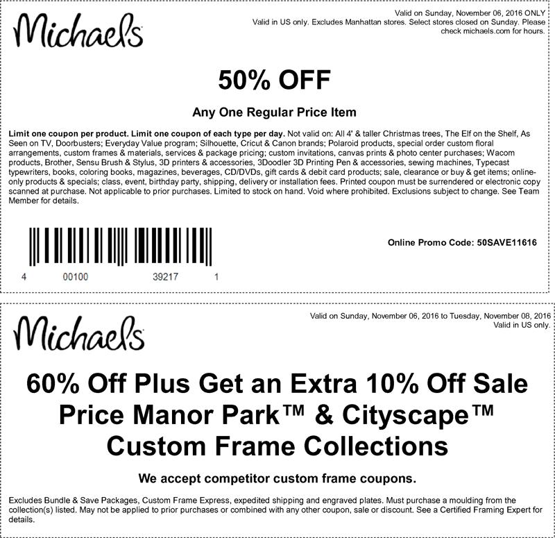 michaels.ca coupons 2019