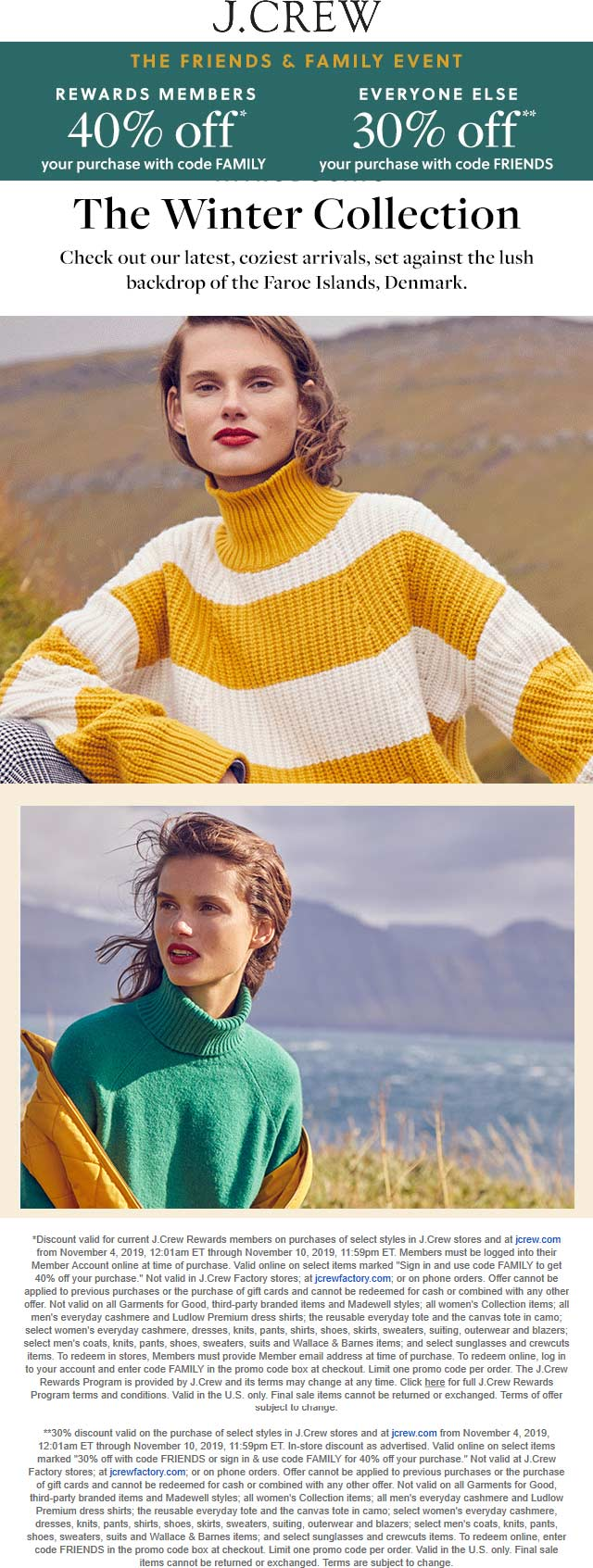 J.Crew coupons & promo code for [October 2021]