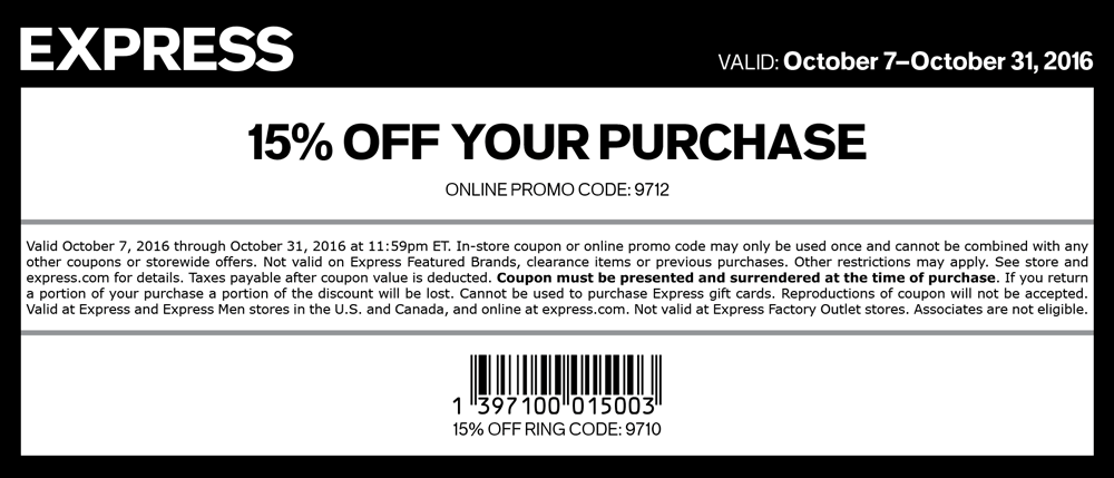 express coupon printable june 2019